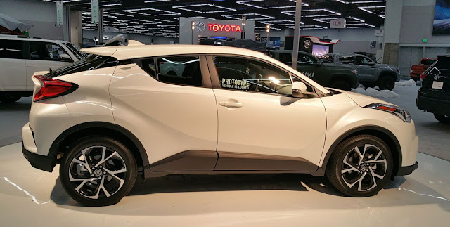 Toyota C-HR - SUBCOMPACT CULTURE