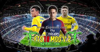 FTS 18 Mod v2 by Kokozail