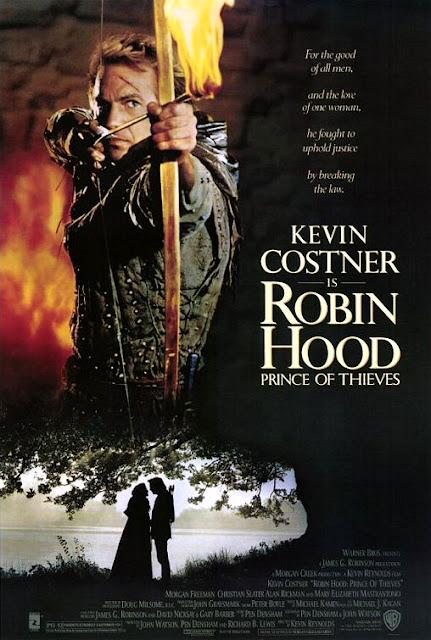 ROBIN HOOD : PRINCE OF THIEVES  (1991) โรบิ้นฮู้ด เจ้าชายจอมโจร