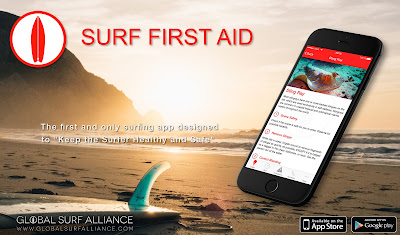 Surf First Aid App Android iPhone
