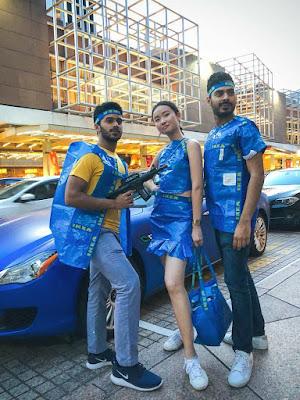Bila Beg Ikea Dah Terlampau Banyak Kat Umah