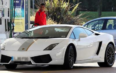 Τα 10 πιο ακριβά αυτοκίνητα που ανήκουν σε ποδοσφαιριστές