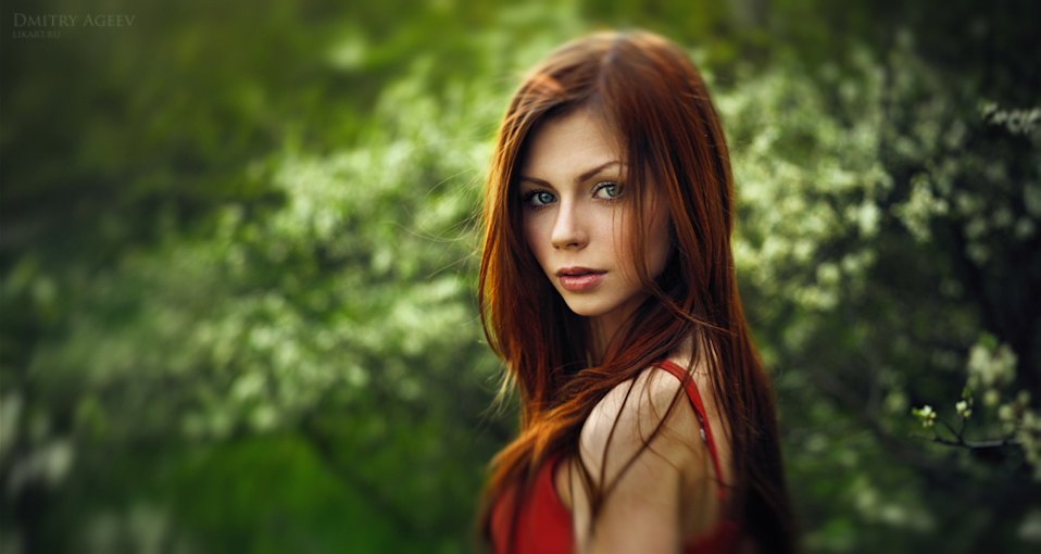 17 - Fotoğrafçı Dmitry Ageev'den Portreler