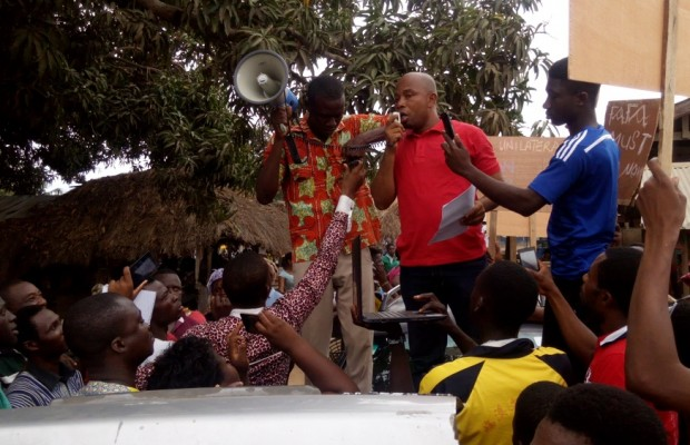 Confusion hits North Tongu NDC