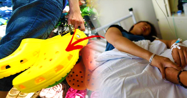 bardzo tanie różne kolory najlepszy dostawca Trending Now] WARNING: Crocs-Like Shoes Can Cause Cancer ...