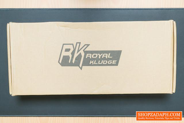 royal kludge g87