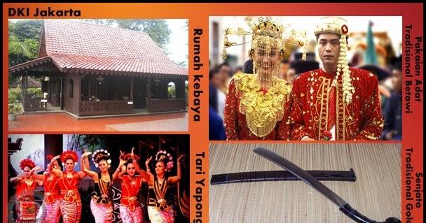 Kebudayaan Provinsi DKI Jakarta | DTECHNOINDO
