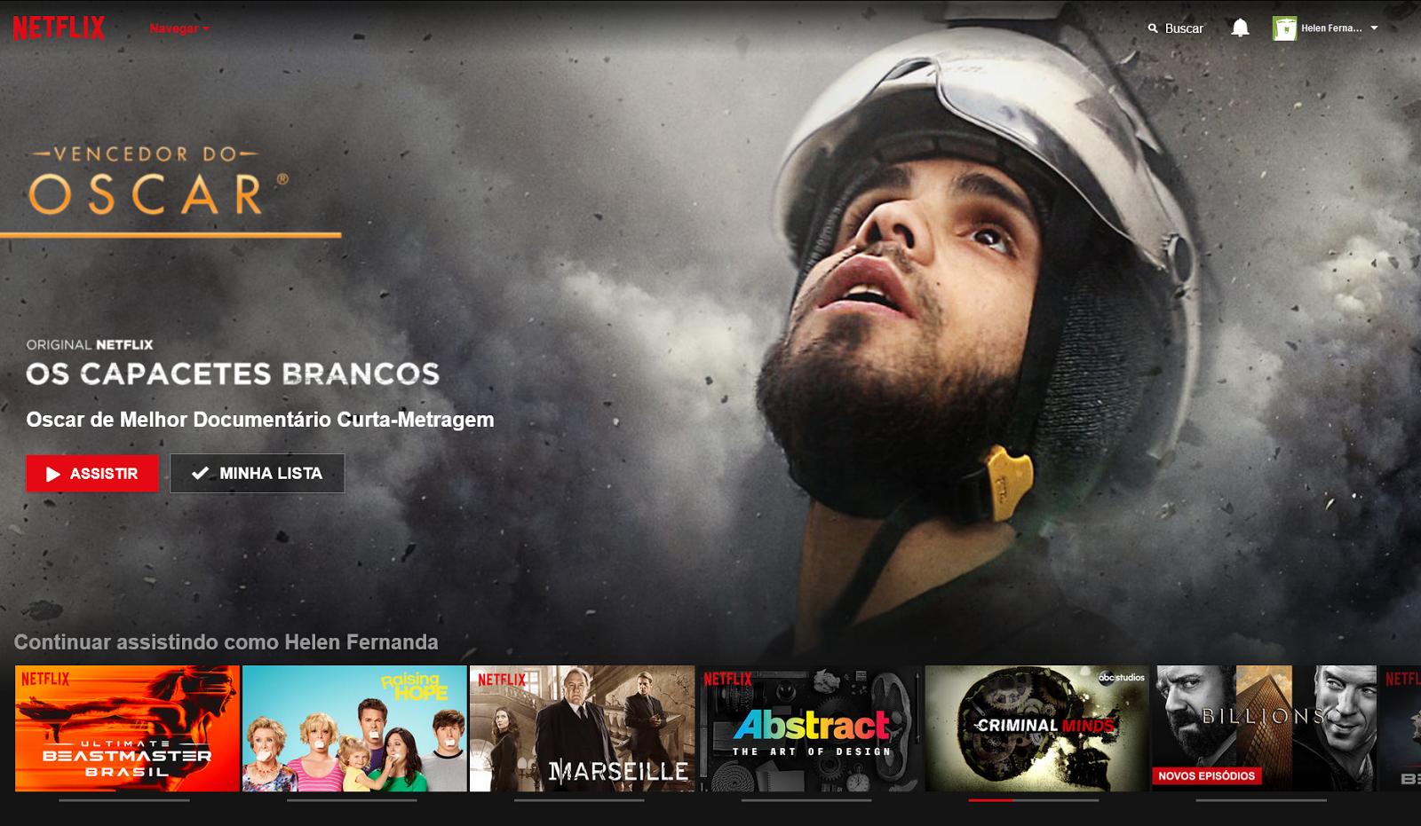 6f7d8e3279908 Há anos eu não conseguia assistir Netflix pelo Ubuntu aqui em casa. Depois  de dezenas de tentativas