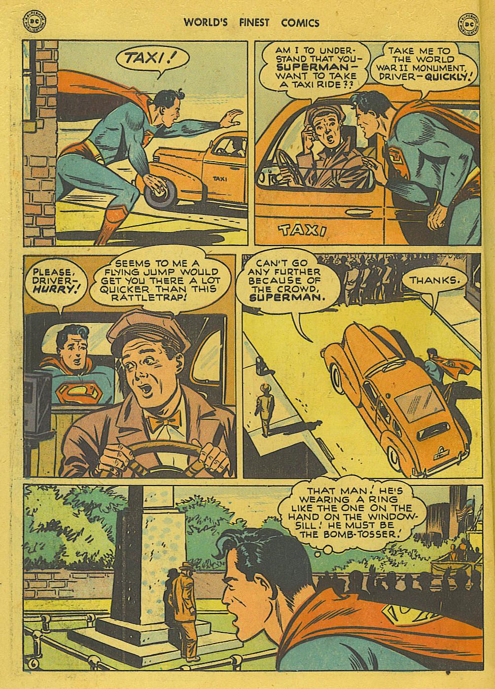 Read online World's Finest Comics comic -  Issue #34 - 8