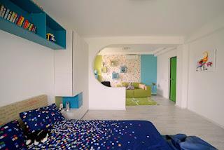 cameră tineret Albert