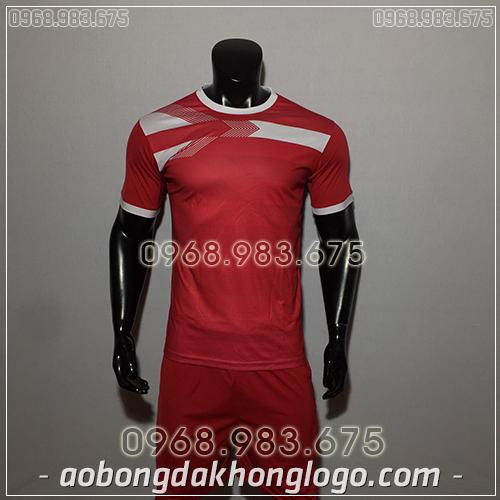 Áo Bóng Đá Ko Logo F50 Adi màu đỏ