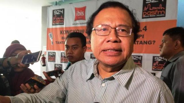 Rizal Ramli: Saya Malu, Dulu Bangga-banggakan Mobil Esemka dengan Mas Jokowi di Metro TV