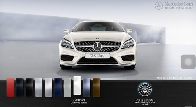 Mercedes CLS 500 4MATIC 2015