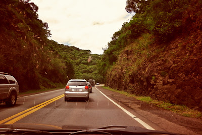 marcelo y gladys en auto a brasil