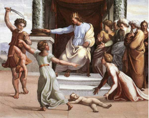 Ilustrasi Salomo
