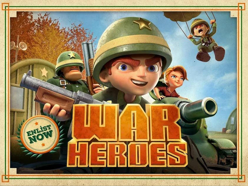 تحميل لعبة War Heroes