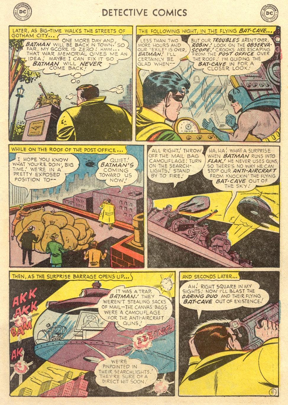 Read online Detective Comics (1937) comic -  Issue #186 - 13