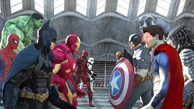 10 Musik Theme Soundtrack Film Superhero Terbaik Menurutku :)