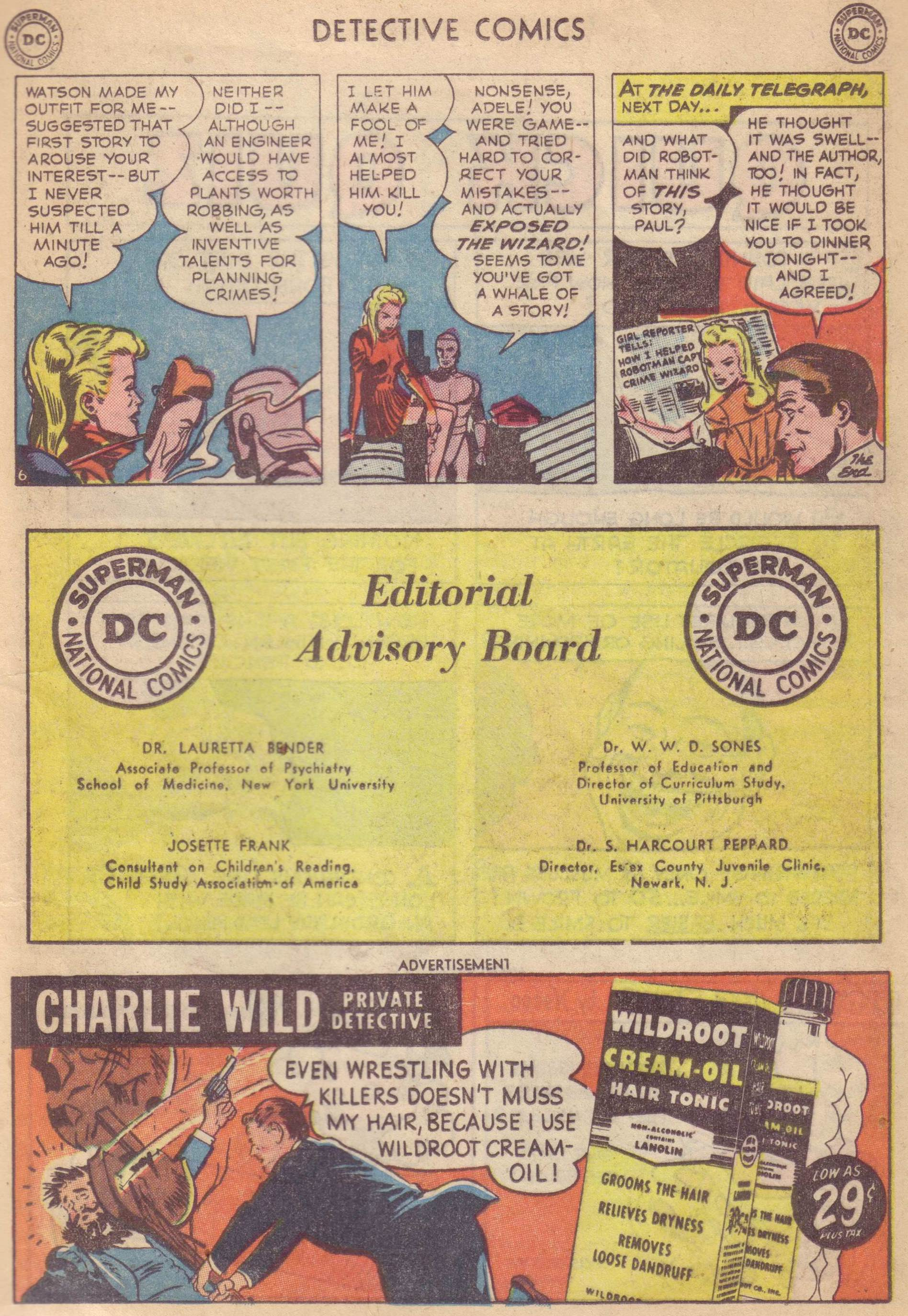 Read online Detective Comics (1937) comic -  Issue #177 - 29