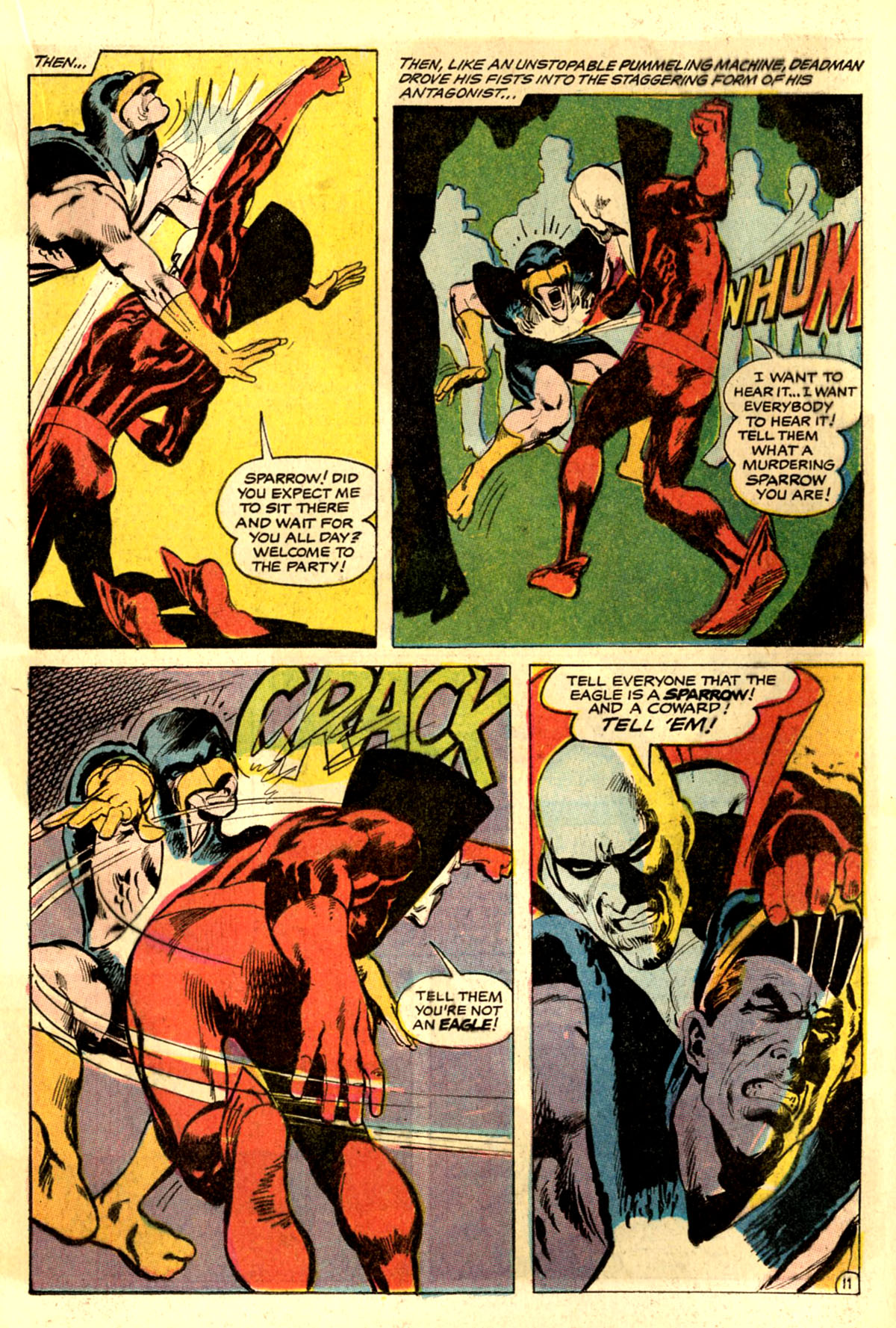 Strange Adventures (1950) issue 208 - Page 17