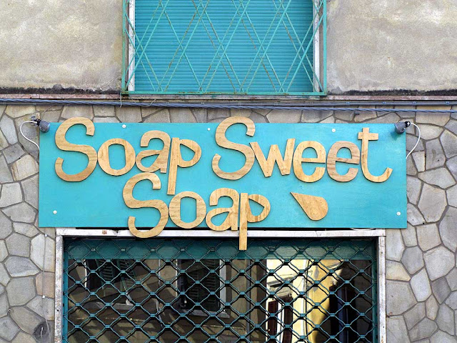 Soap Sweet Soap, via Goldoni, Livorno