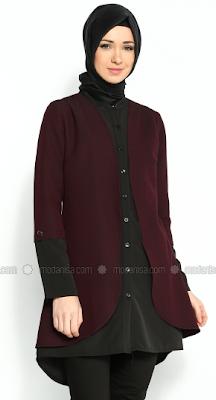 Koleksi Baju Muslim untuk Wanita Terpopuler 2015