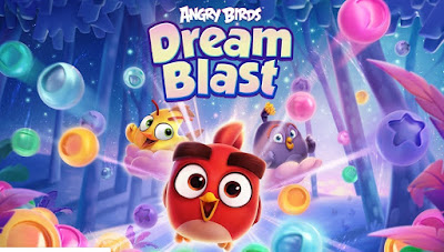 Angry Birds Dream Blast Mod Apk Download
