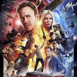 Poster Sharknado 4: The 4th Awakens 2016
