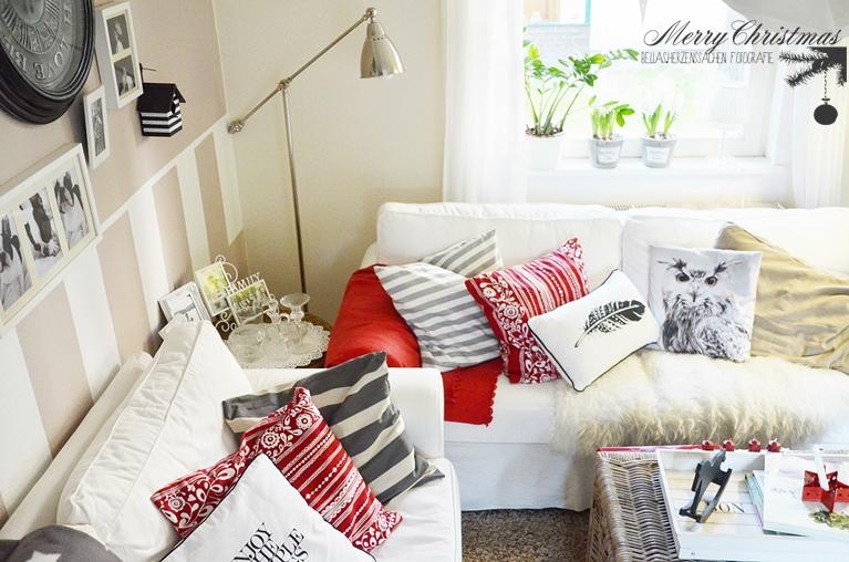 Interior, Einrichtung, rot, weiß