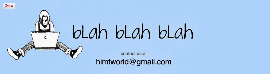 How i Made The World >> Randy Michaels & Liz Plourde | blah blah blah