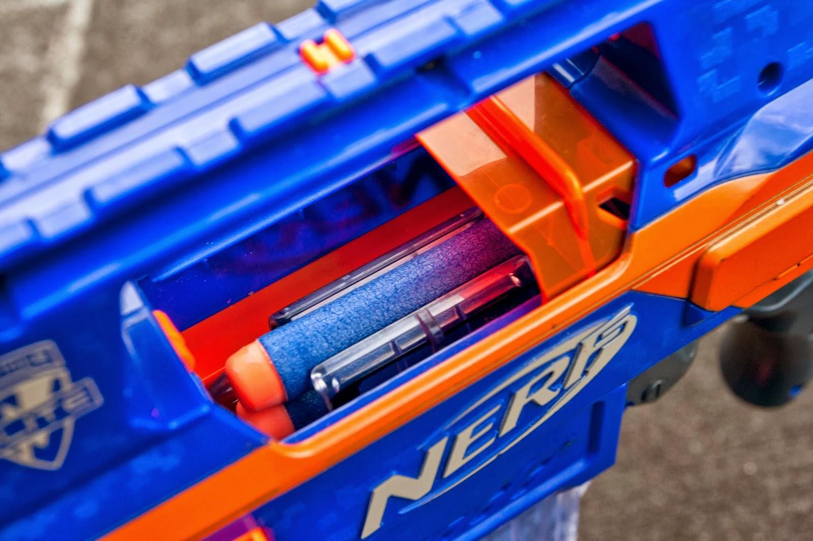 Street Tag Warfare Nerf Rapidstrike Review