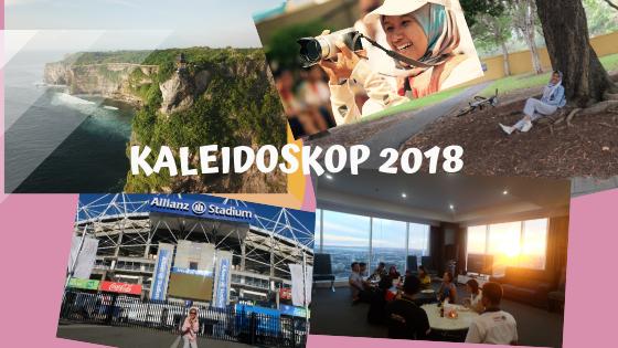 Kaleidoskop 2018 dan Resolusi 2019