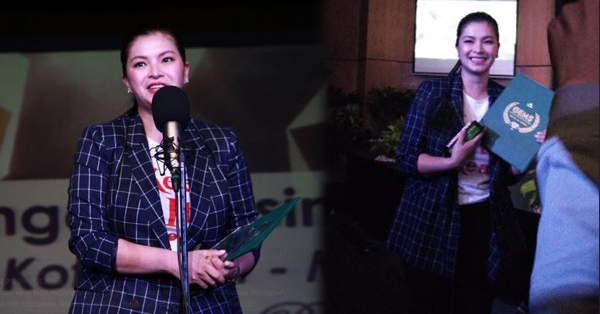 Angel Locsin Wins The Best Actress In A Single Performance In GEMS Awards For Her 'Maalaala Mo Kaya' Performance