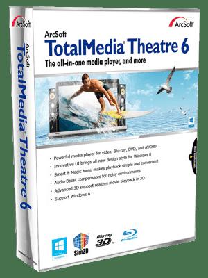 Arcsoft TotalMedia Theatre