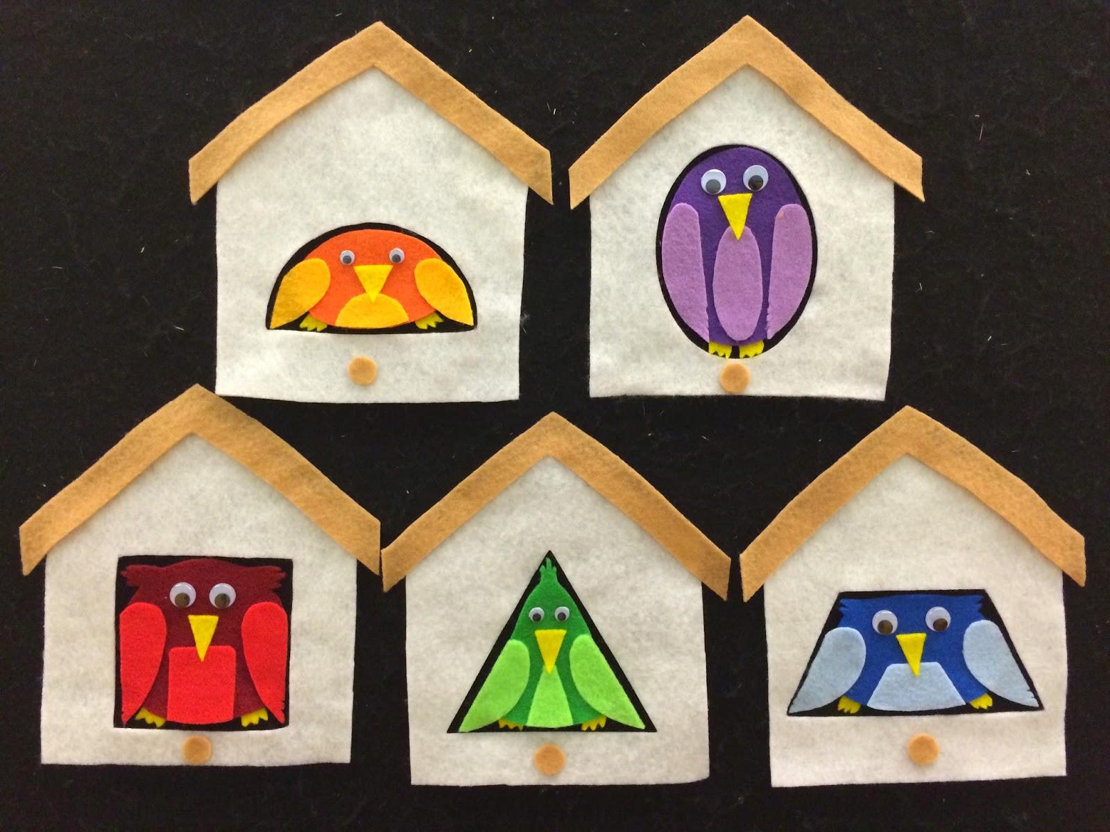 Literary Hoots Birds Storytime