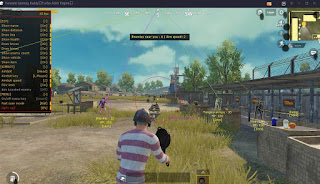 Link Download File Cheats PUBG Mobile Emulator 6 Feb 2019