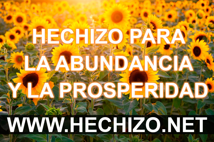 Poderoso Hechizo para la Abundancia y la Prosperidad