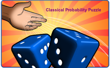 Classical Probability Puzzle