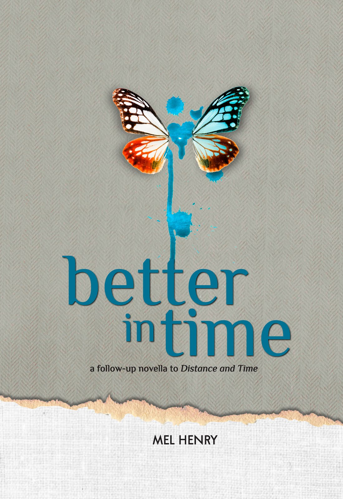 """Better in Time"" (Time After Time, #2)"