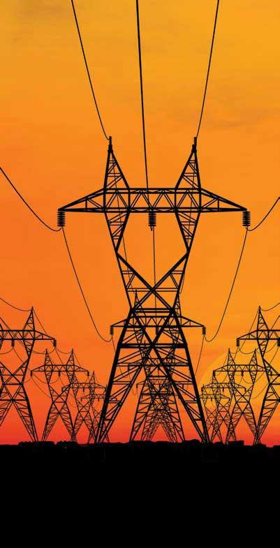 Instalaciones eléctricas residenciales - Red de distribución de alta tensión