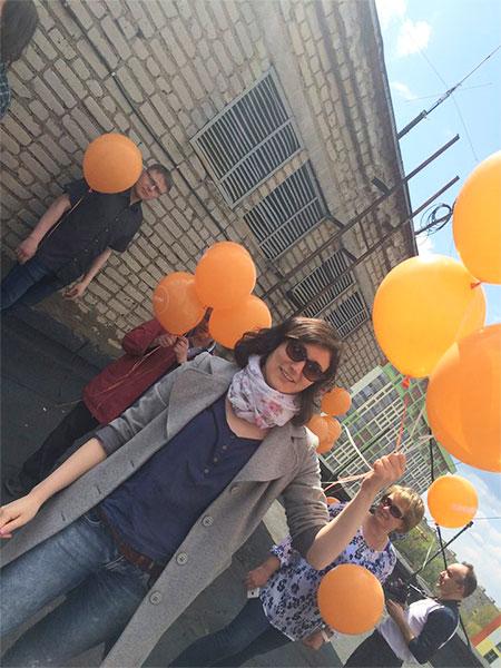 ТВ «Радонежье»: оранжевый не тускнеет Сергиев Посад