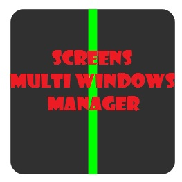 Come gestire due app contemporaneamente: Screens - Multi Windows Manager