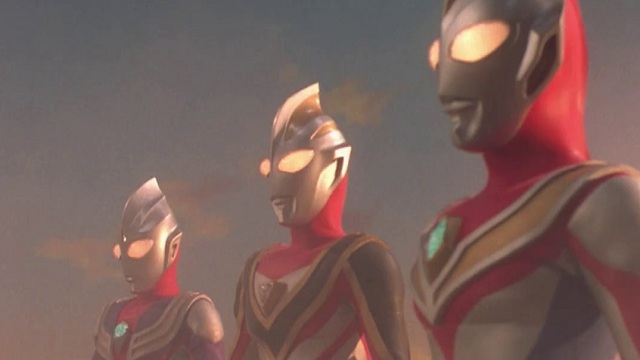 Ultraman Gaia Movie : The Battle in Hyperspace Subtitle Indonesia