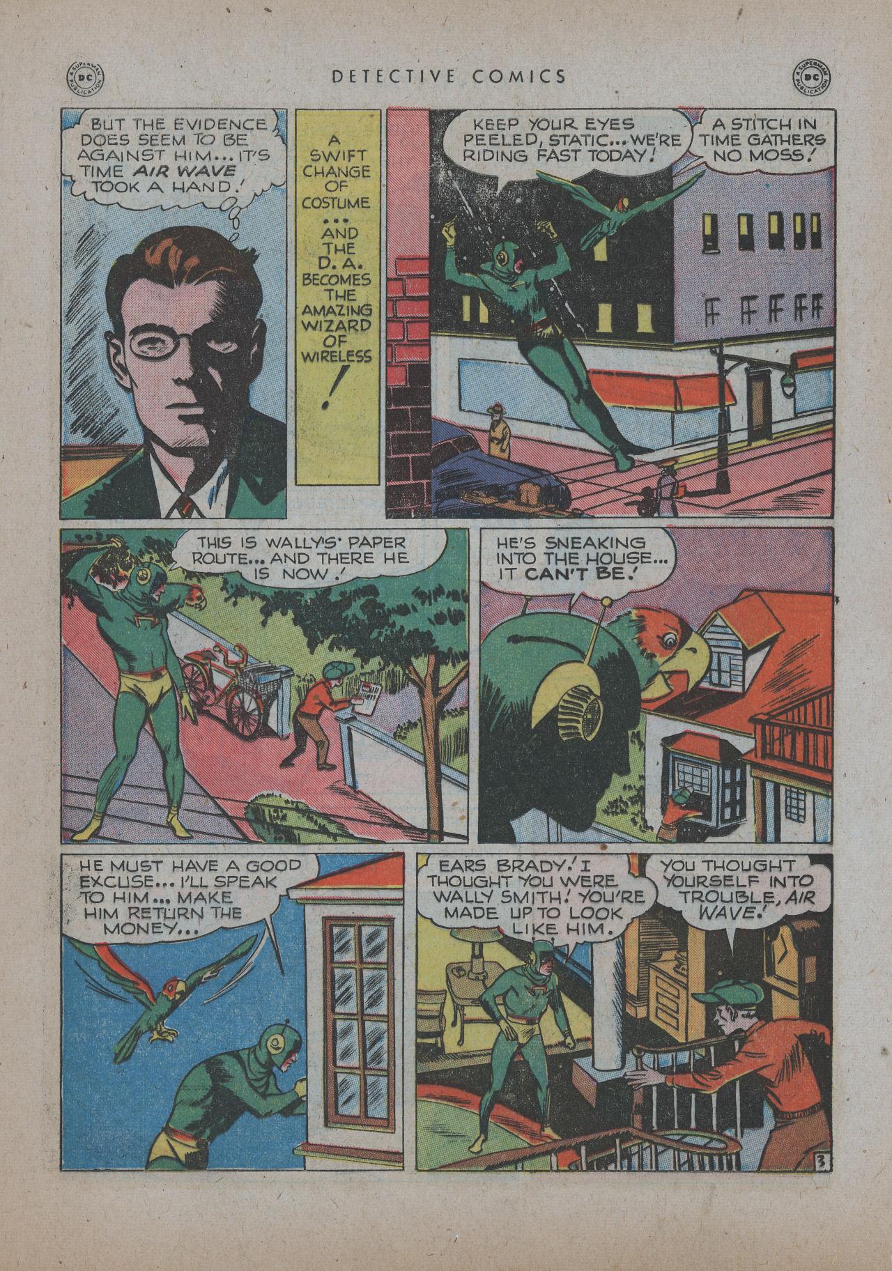 Read online Detective Comics (1937) comic -  Issue #137 - 19