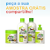 Amostras Grátis - Cosméticos Coco Brasil Gota Dourada