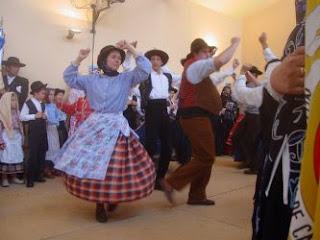 FOLKLORIC GROUP (OLD PHOTOS) /  Rancho Folclorico da Nossa Senhora da Alegria, Castelo de Vide, Portugal