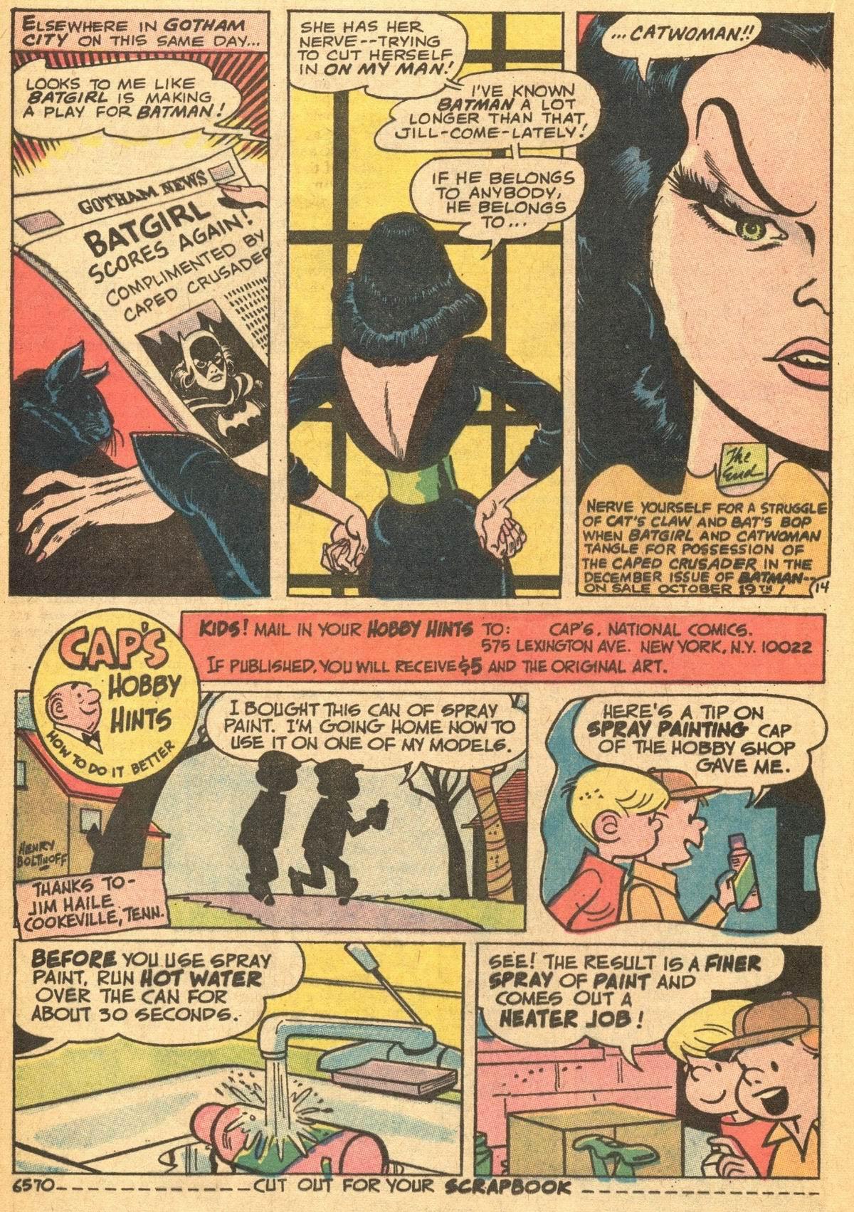 Detective Comics (1937) 369 Page 19