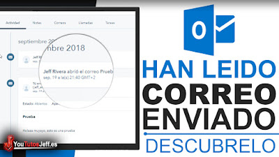 Saber si Han Leído mi Correo de Outlook(Hotmail) - Trucos Outlook