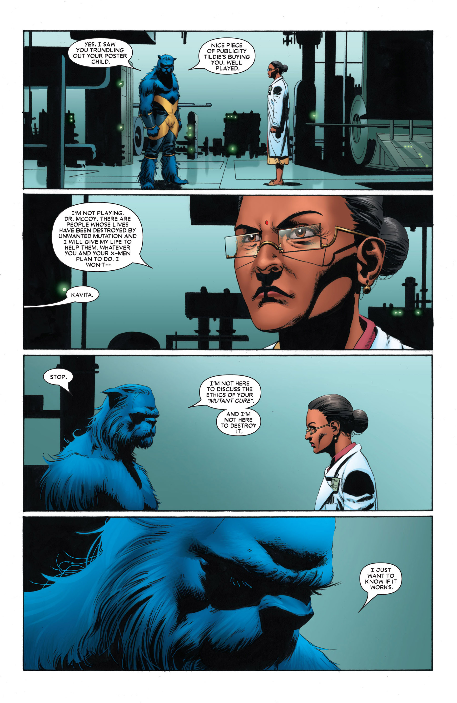 Astonishing X-Men (2004) issue 2 - Page 24