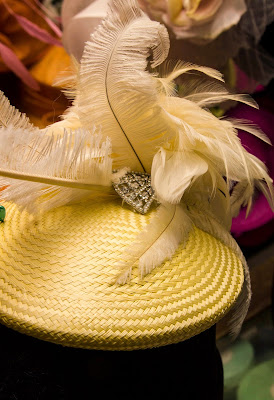 Wedding Hats - Alison Tod Millinery